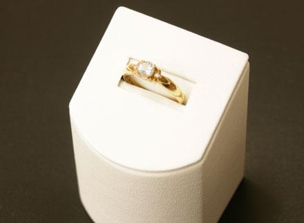 K18メレダイヤリング