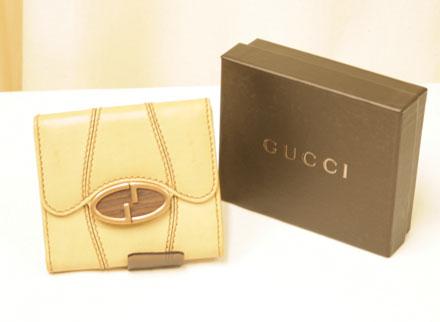 グッチ-124528-レザー財布